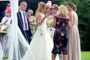 Chateau Des Etoiles Weddings bride