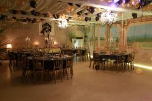 Chateau Des Etoiles Wedding Layout