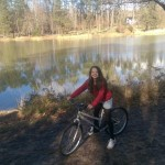 Lake Jamaye Dordogne