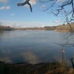 Lake Jemaye Dordogne